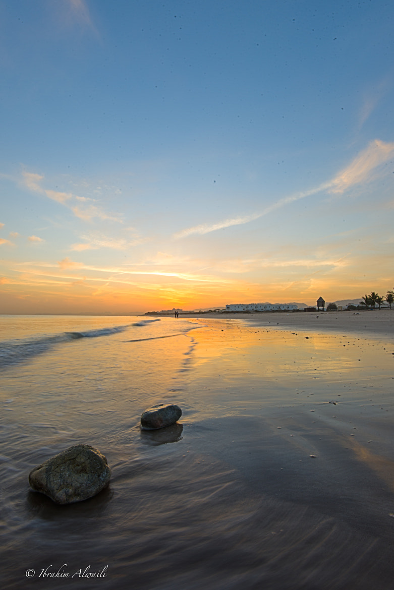 Photograph Sunrise from Muscat by Ibrahim AlWaili on 500px