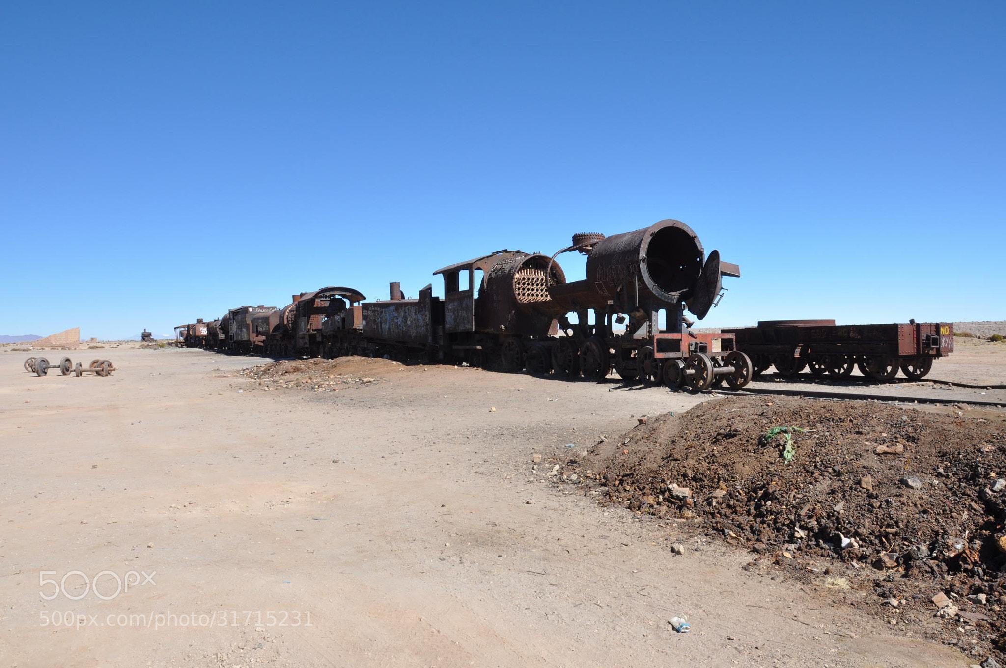 Photograph Uyuni, Bolivia by Mia Paduan on 500px