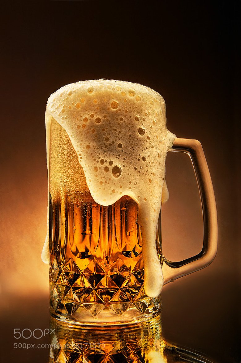 Photograph Beer,mmm by Vitaliy Evdokimov on 500px