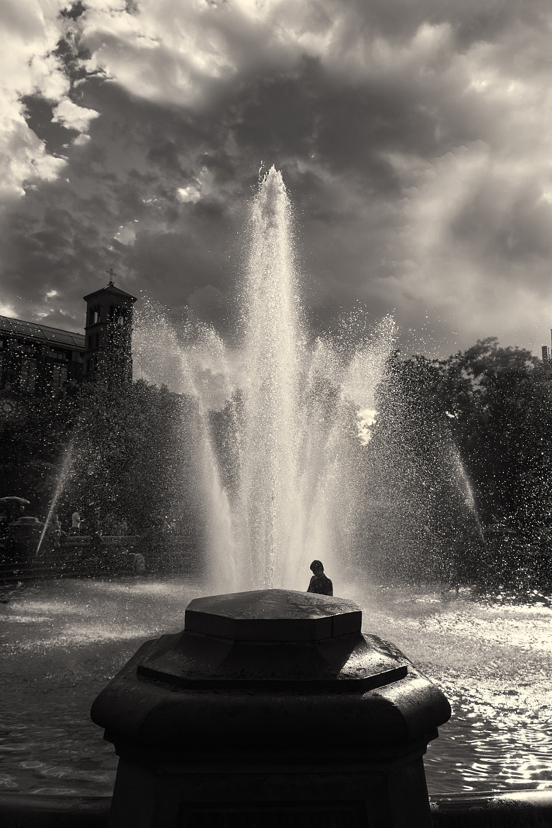 Photograph Fountain by Kent Atwell on 500px