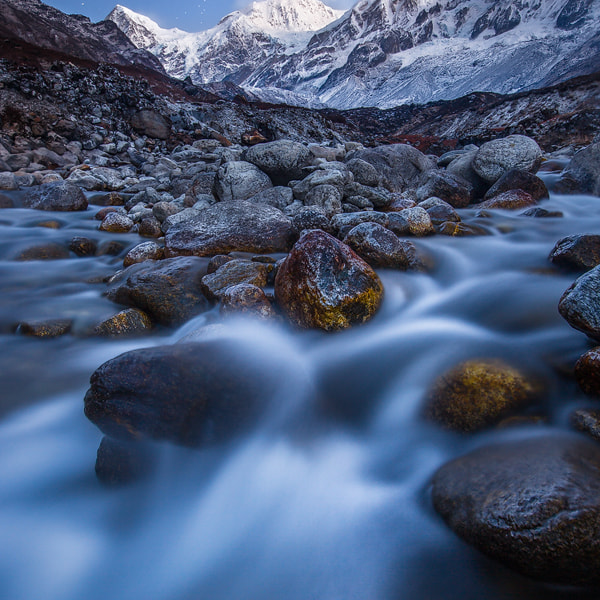 Himalayan Twilight