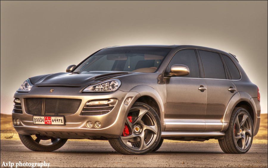 Photograph Porsche cayenne  by Ahmed Alkaabi on 500px