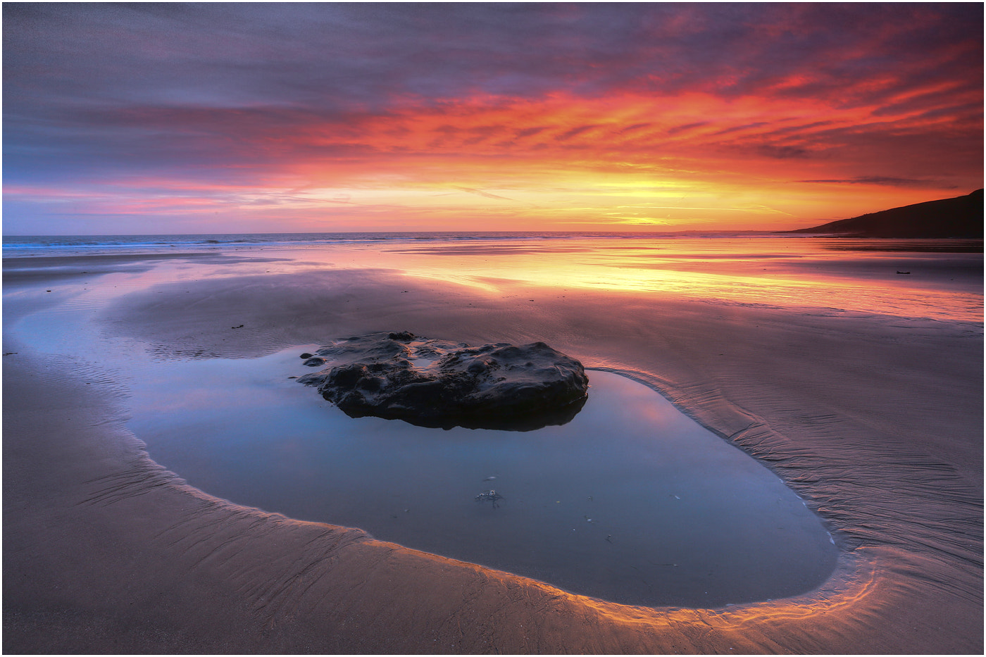 Photograph Dunraven Delight by Alan Coles on 500px