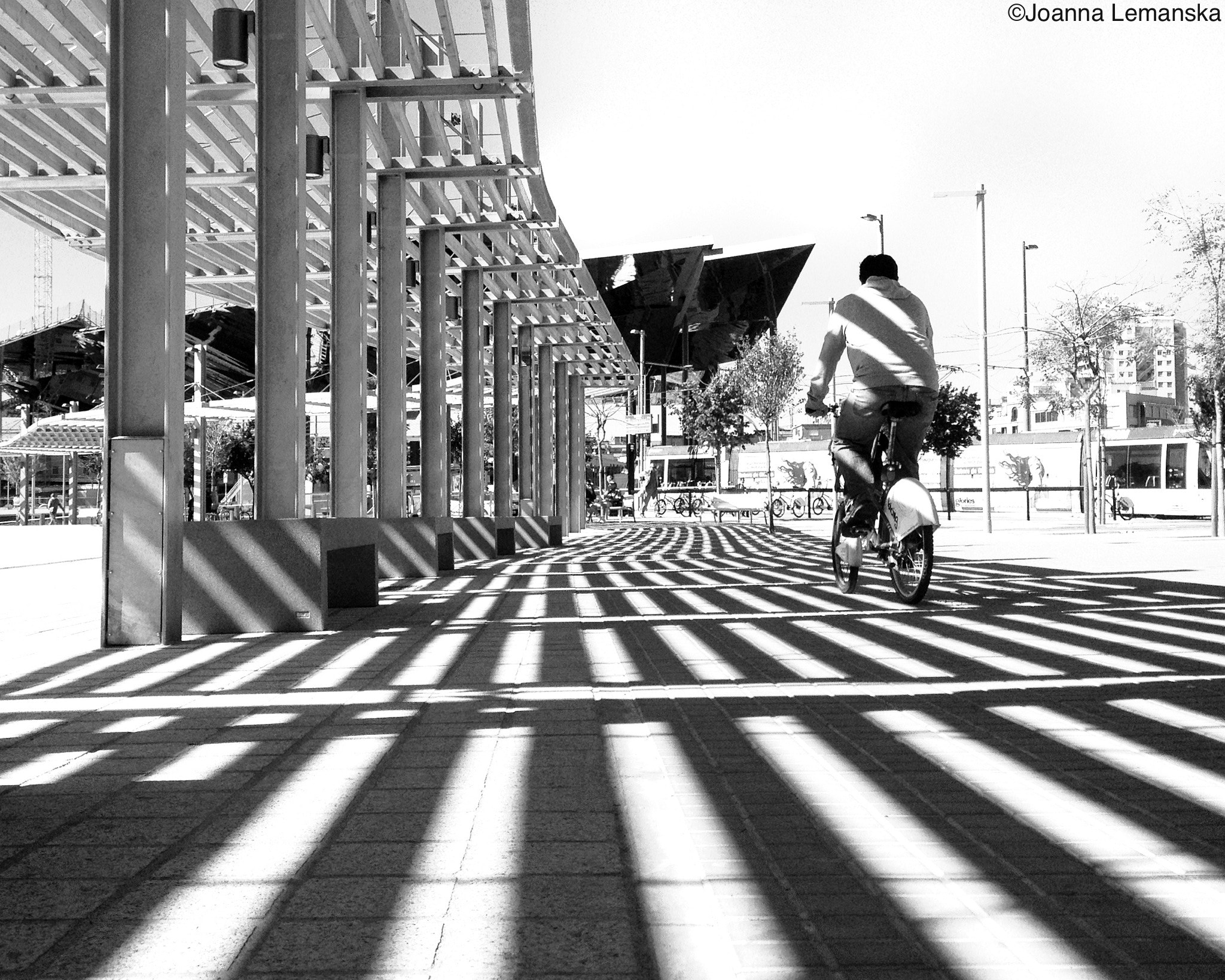 Photograph In stripes by Joanna Lemanska on 500px