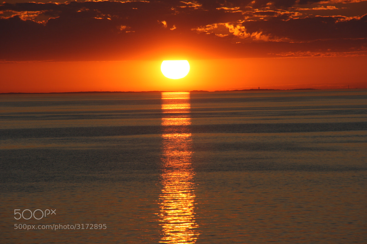 Photograph PUESTA DE SOL  by NINES Salvador on 500px