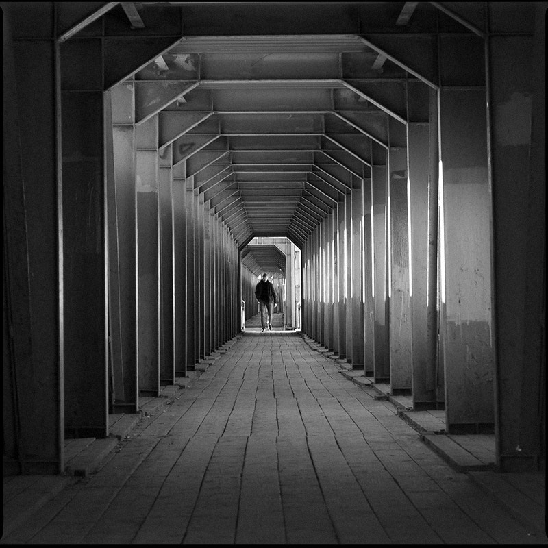 Photograph Tunnel by Alex Gashilo on 500px