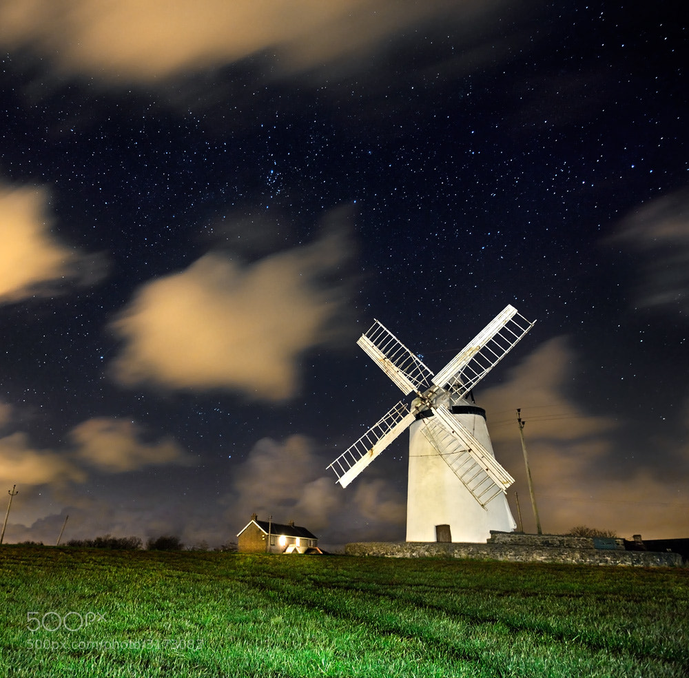 Photograph Ballycopeland Windmill   by Stephen Emerson on 500px