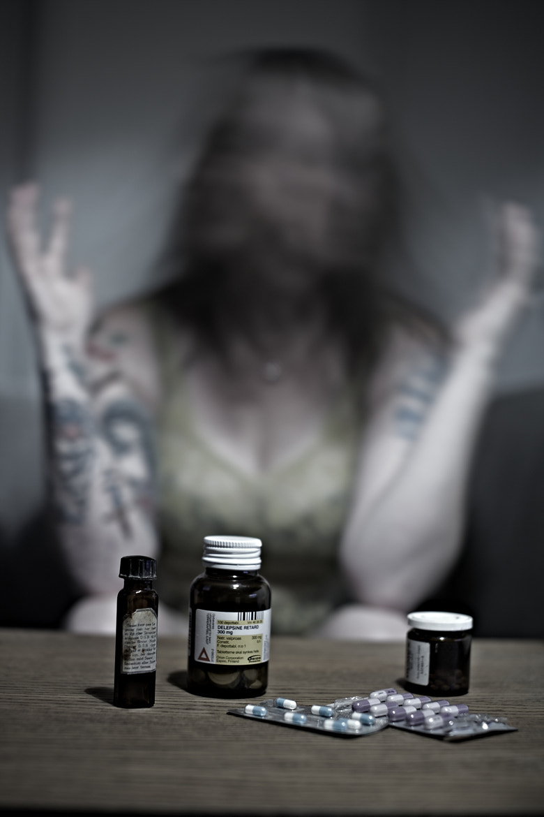 Photograph Drugs in my head by Henrik Nielsen  on 500px