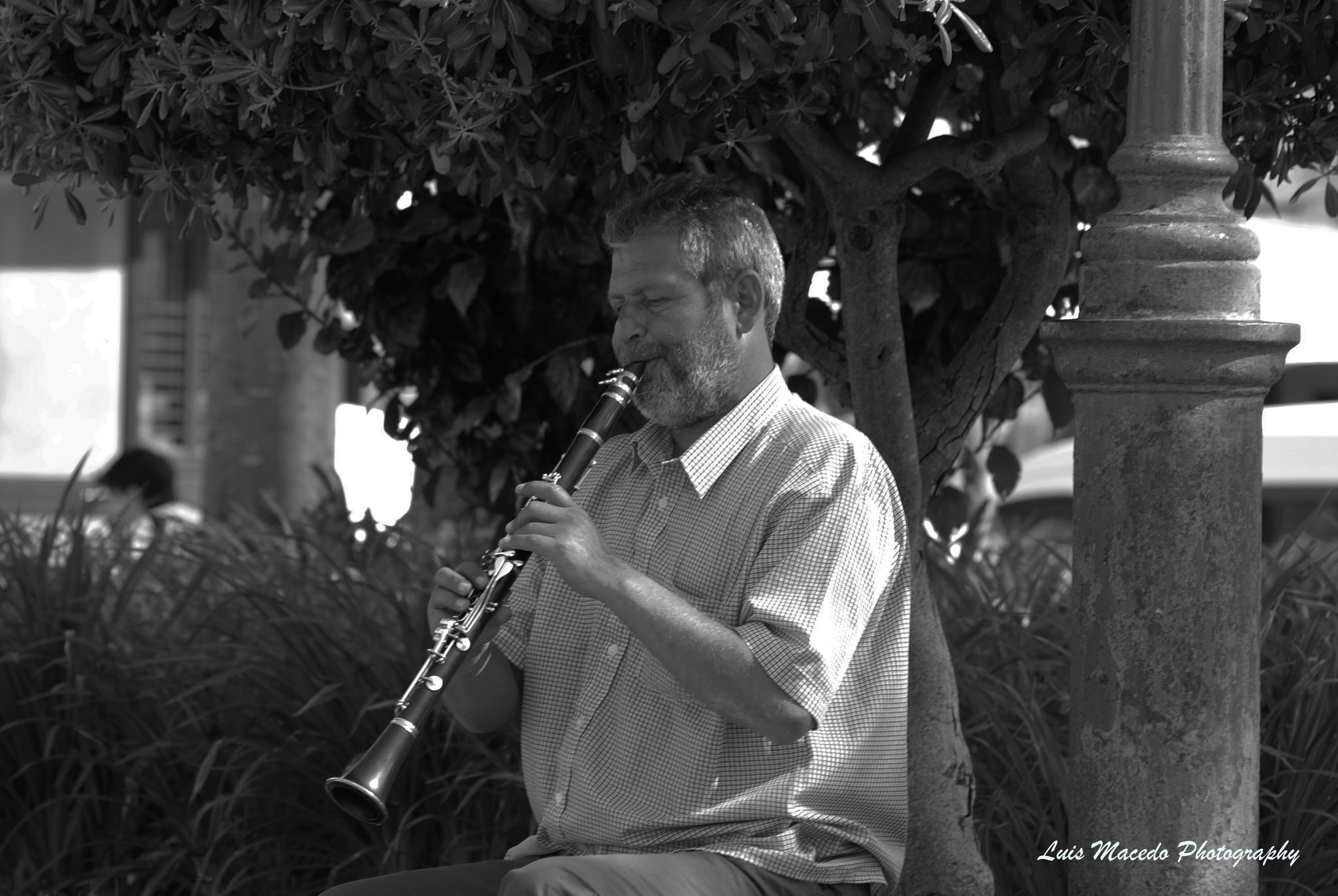Photograph Tavira - Anonymous Musician by Luis Pereira on 500px