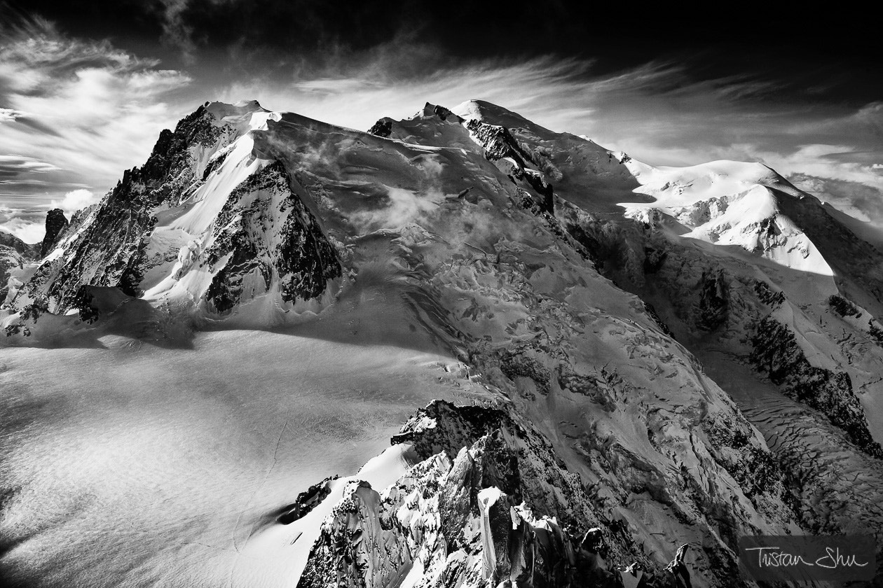 Photograph Le Mont Blanc by Tristan Shu on 500px