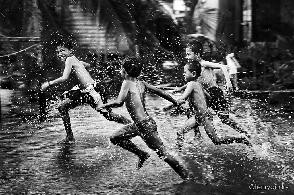 Photograph keep running by tenry andry on 500px