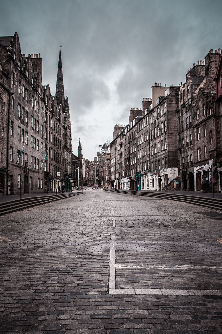 Photograph The Royal Mile by Zain Kapasi on 500px