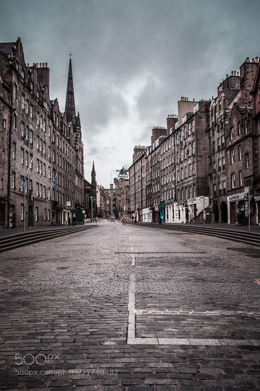 Photograph The Royal Mile by Zain Kapasi on 500px