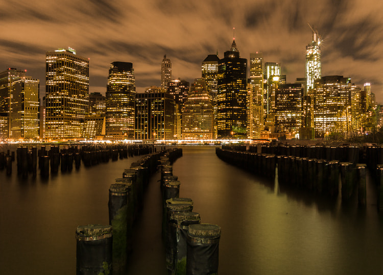 Photograph Lower Manhattan  by Nathan Adams on 500px