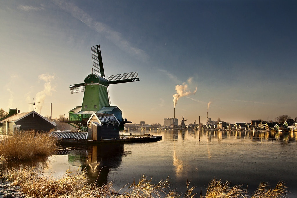 Photograph Zaanse Schans I by Isidoro M on 500px