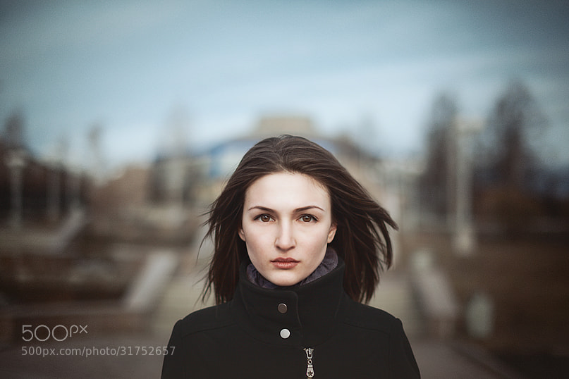 Photograph Nastya by Sergey Kotelnikov on 500px