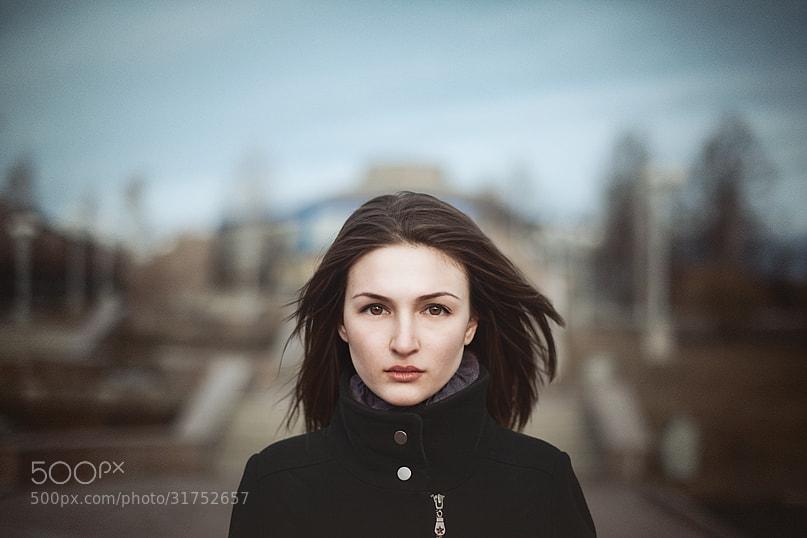 Photograph Nastya by Sergey Kotelnikov on 500px
