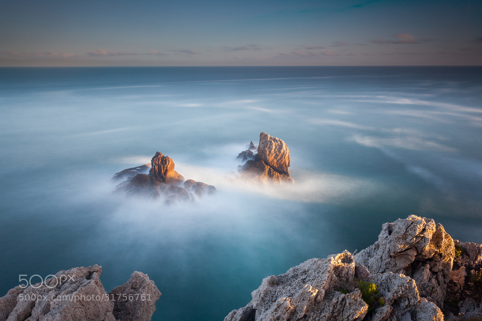 Photograph Little twins at sunrise by Andoni Lamborena on 500px