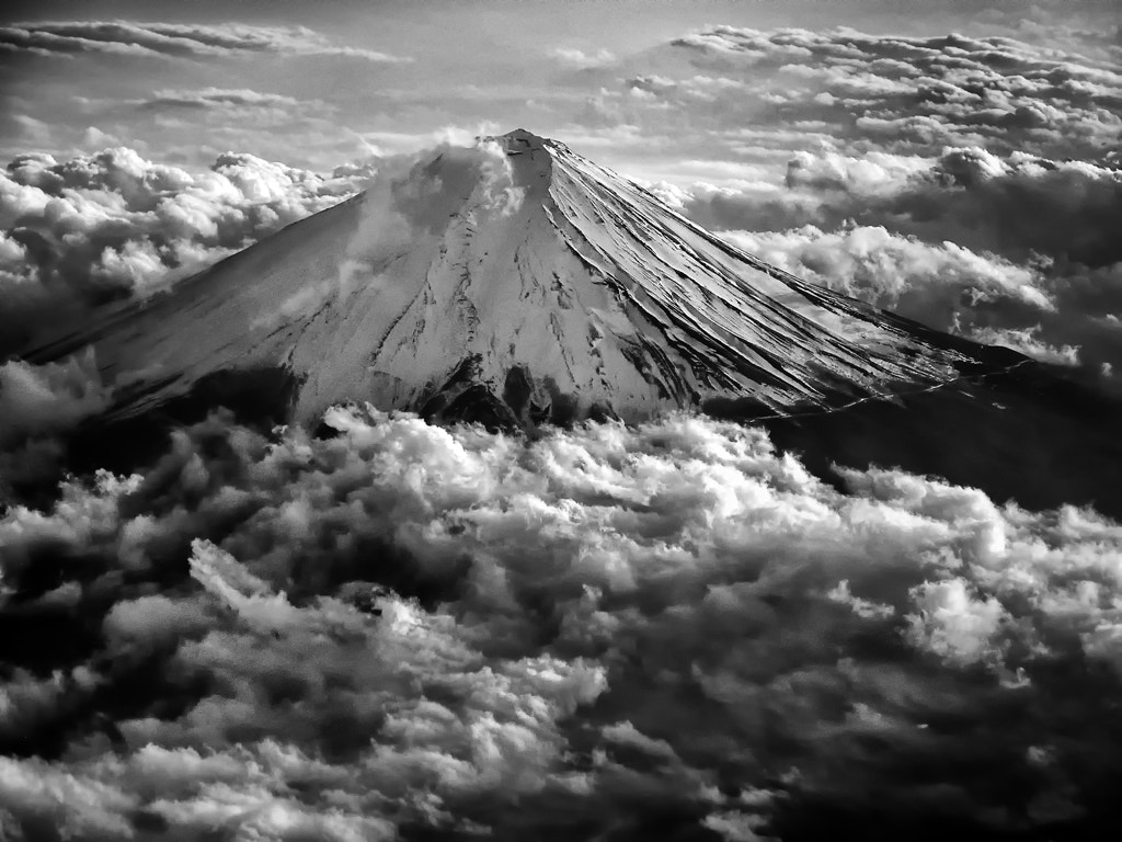 Photograph Fuji san collection III by Jose Renteria on 500px