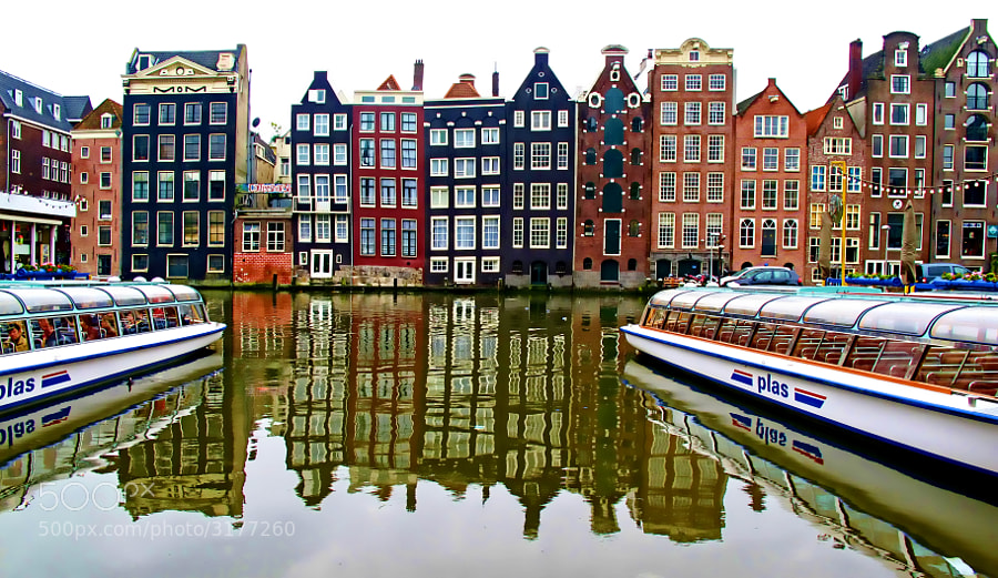 Photograph AMSTERDAM by güven  baykan on 500px