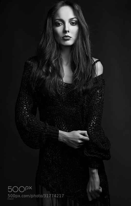 Photograph Kristi by Mikhail Grafik on 500px