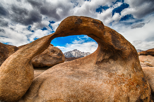 Photograph Mobius Arch by Jennifer Magallon on 500px