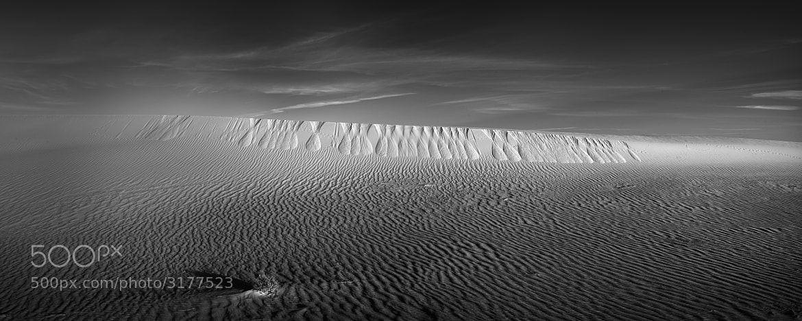 Photograph Mungo Sand dunes by Antonio Ranieri on 500px