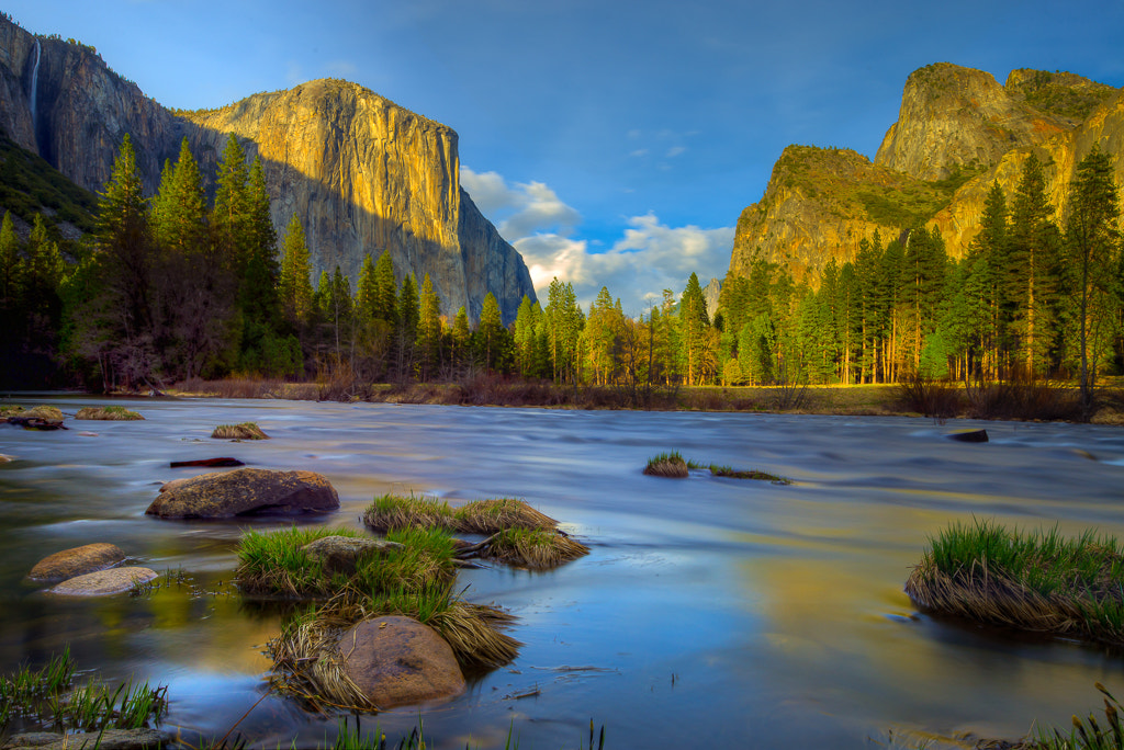 Photograph Yosemite Valley View by Chad Griggs on 500px