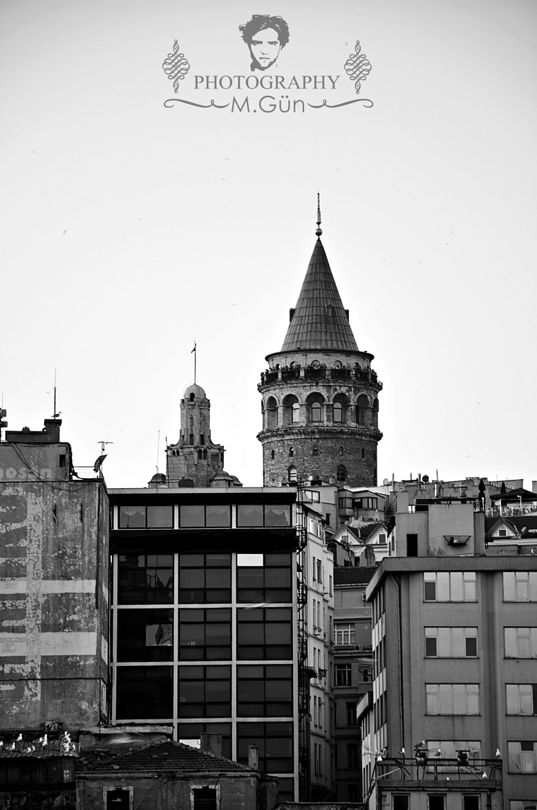 Photograph The Galata Tower by Melih Gün on 500px