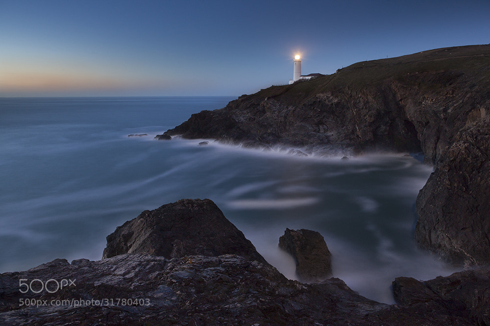 Photograph The Lighthouse by Daniel Hannabuss on 500px