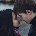Постер, плакат: Love: Diana & Alex
