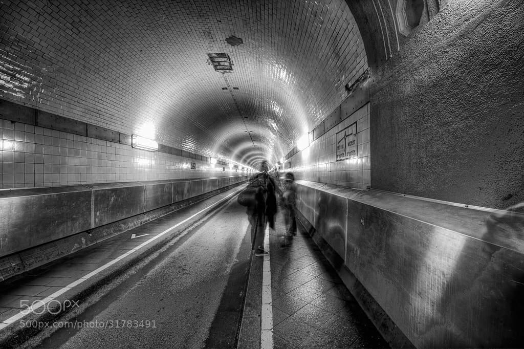 Photograph Blur by distressed type on 500px