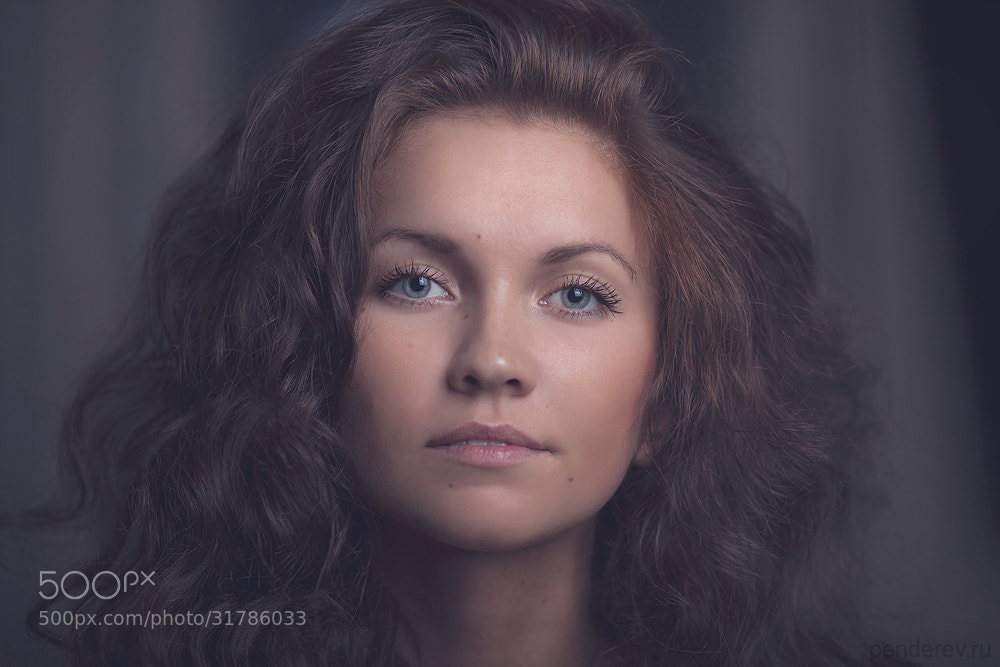 Photograph Portrait by Roman Penderev on 500px