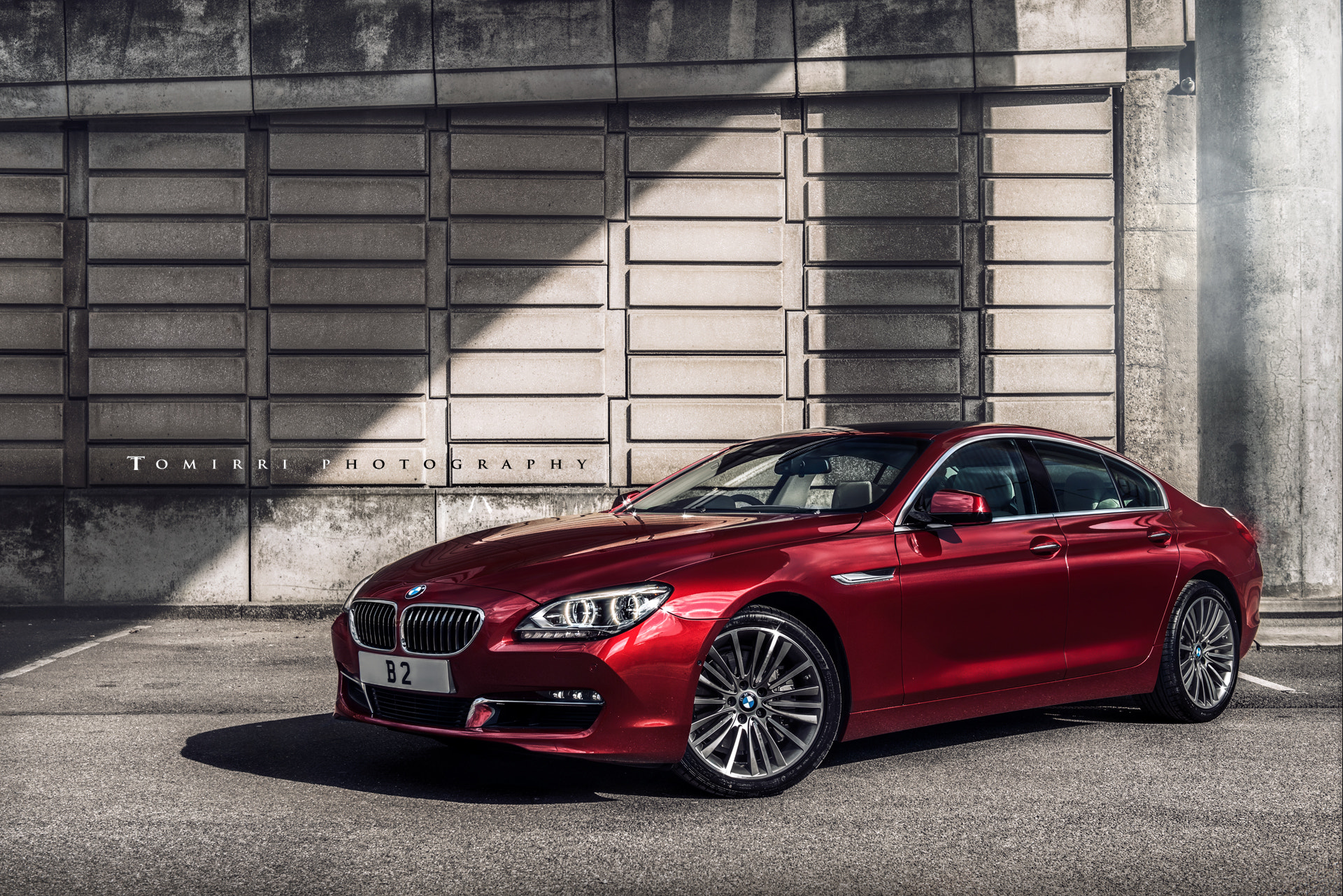 Photograph BMW 640 Gran Coupe by TomirriPhotography  on 500px