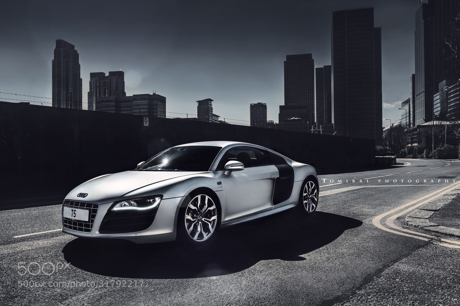 Photograph Audi R8 V10 by Tomirri photography on 500px