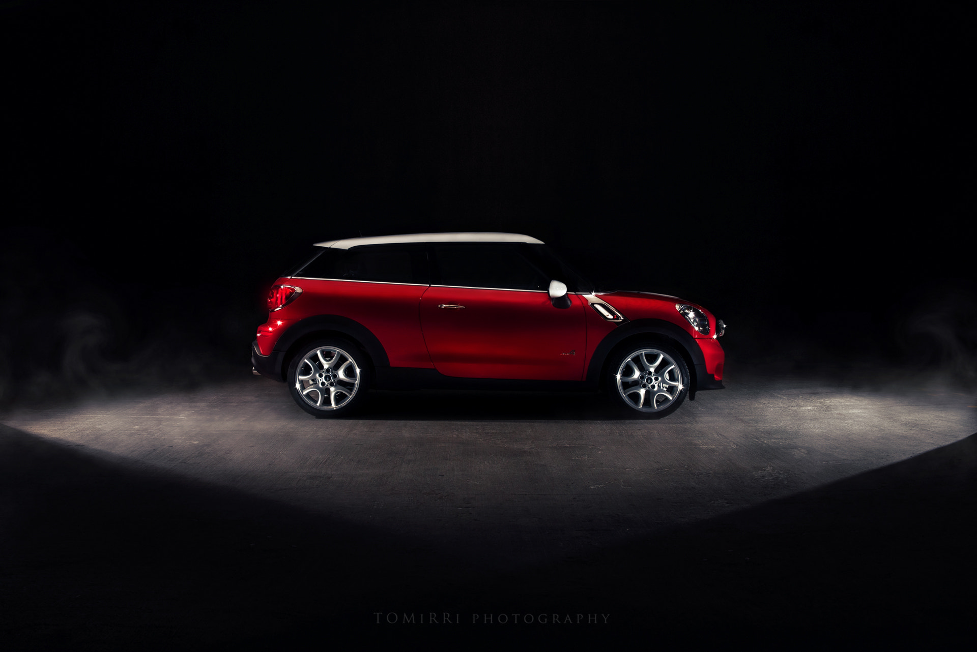 Photograph Mini Paceman by TomirriPhotography  on 500px