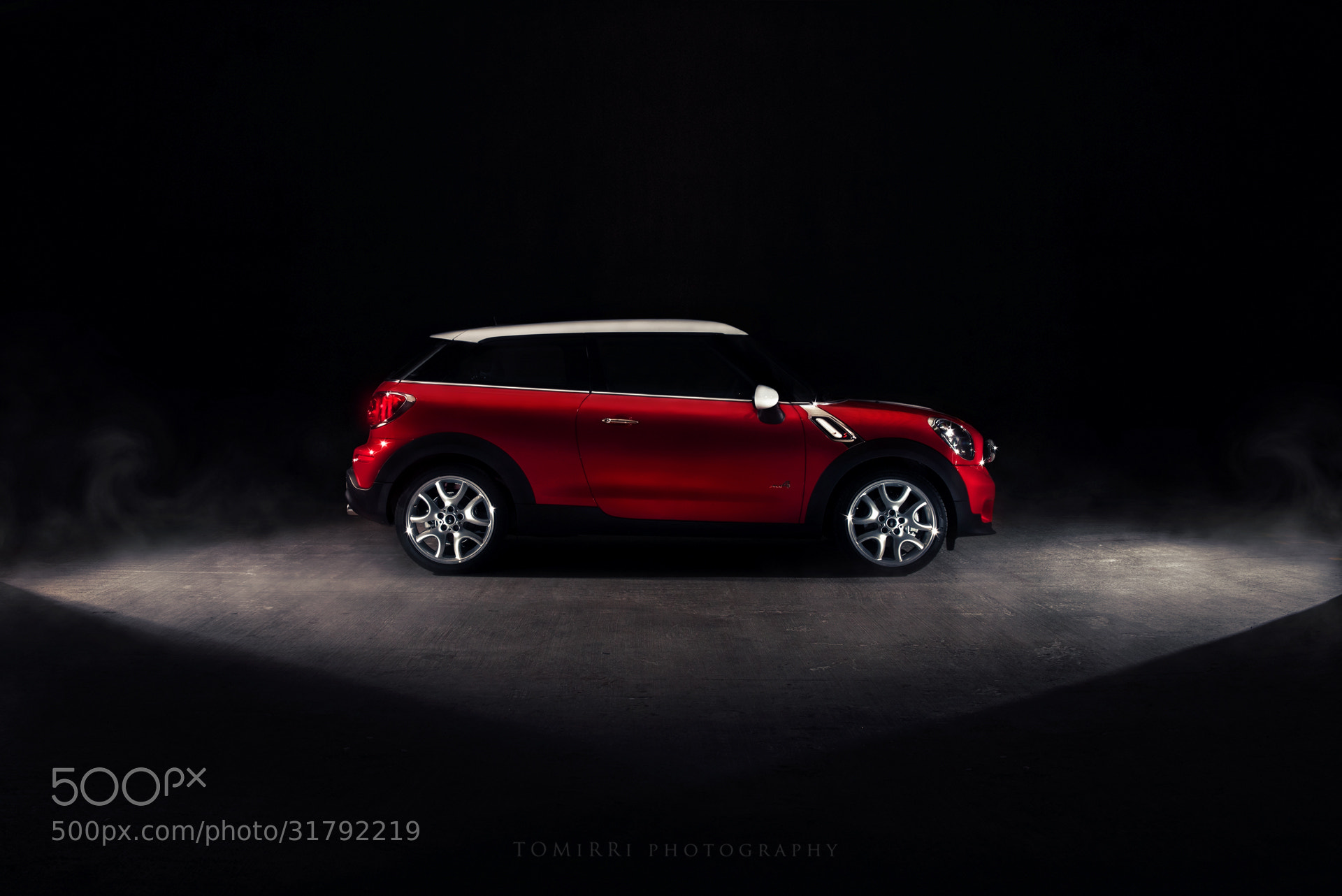 Photograph Mini Paceman by Tomirri photography on 500px