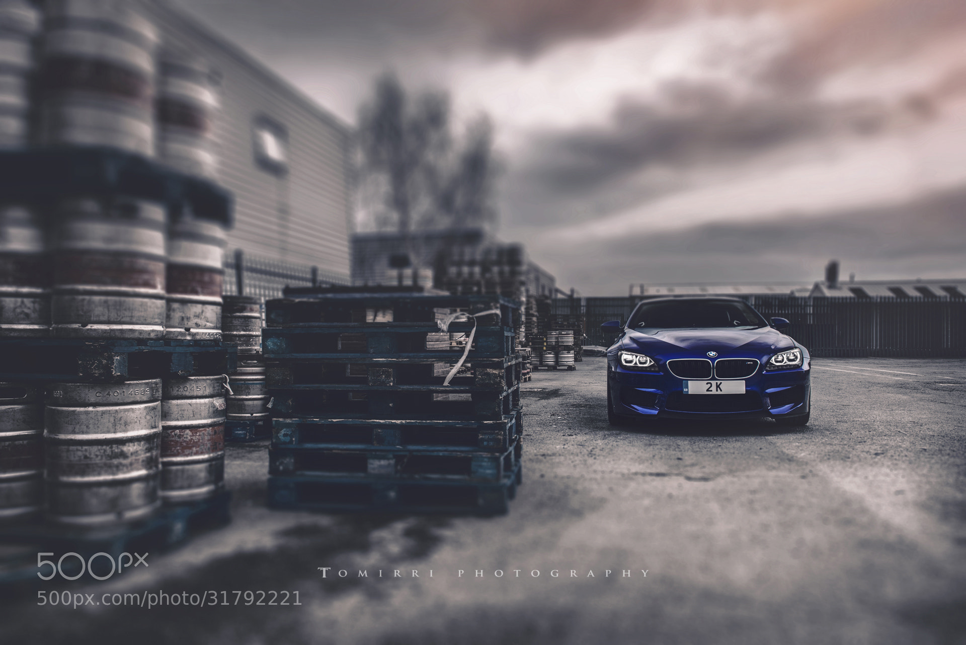 Photograph BMW M6  by Tomirri photography on 500px