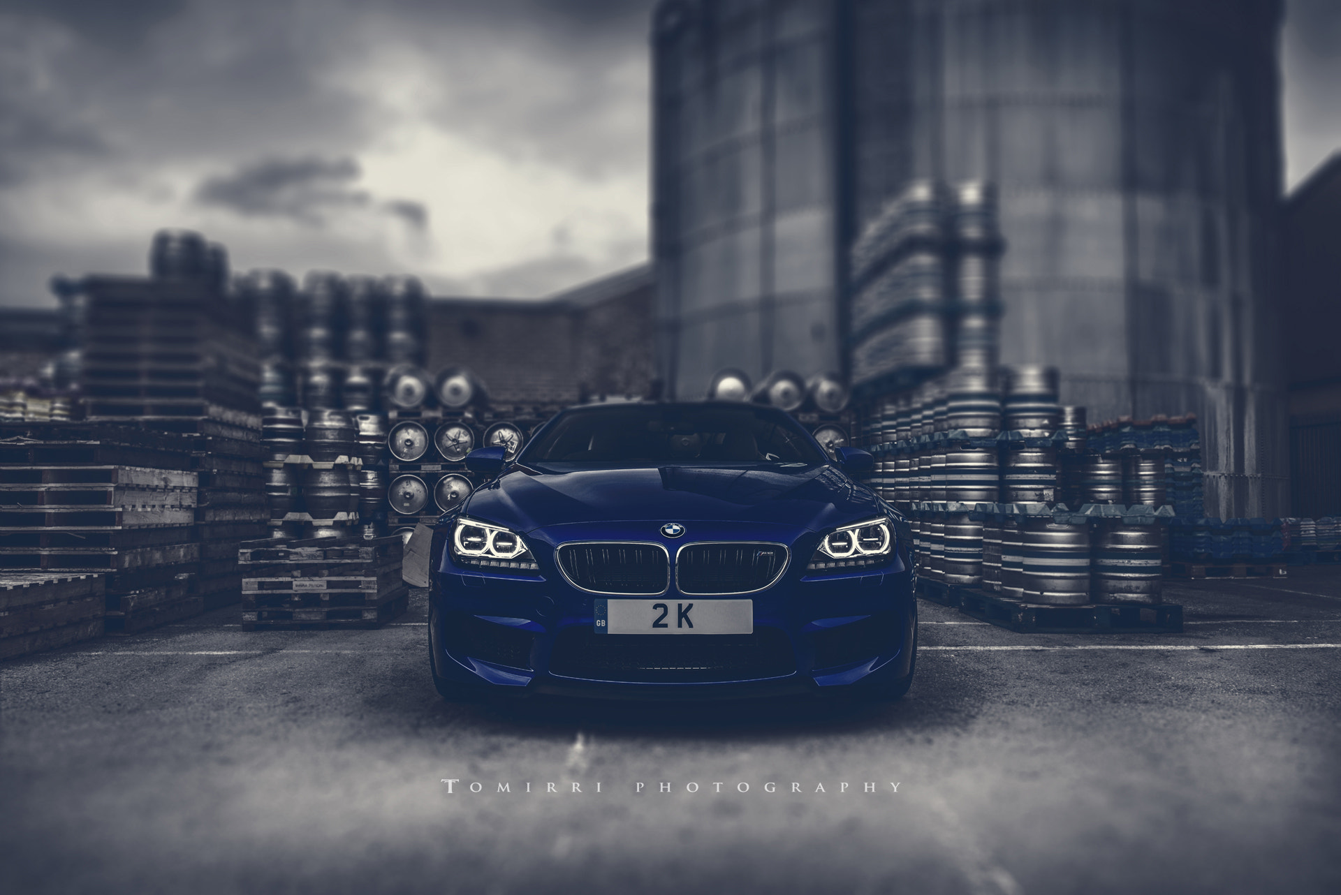 Photograph BMW M6 by TomirriPhotography  on 500px