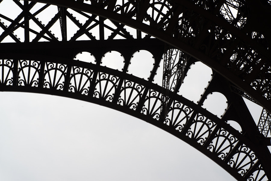 Photograph The Eiffel Tower by Christer Lindh on 500px
