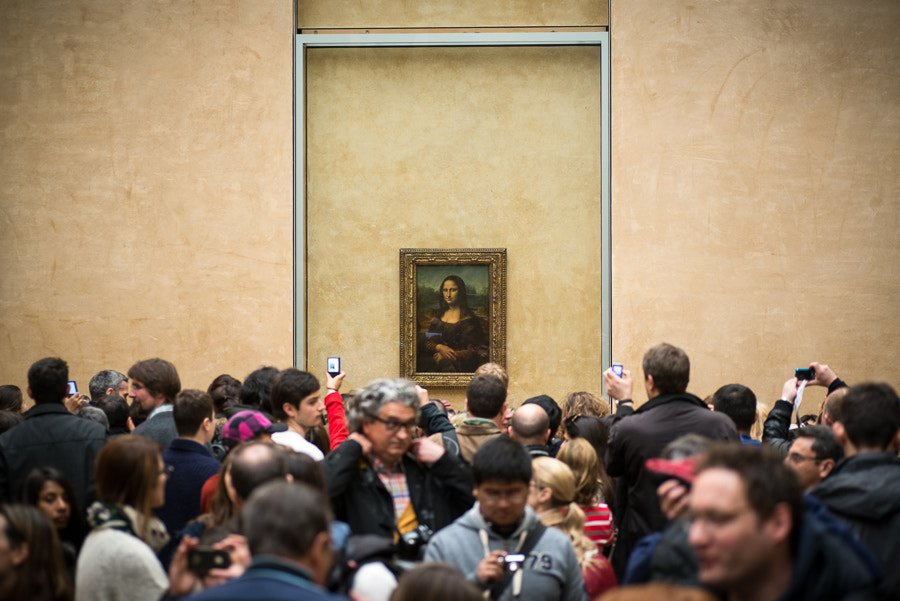 Photograph Mona Lisa by Christer Lindh on 500px