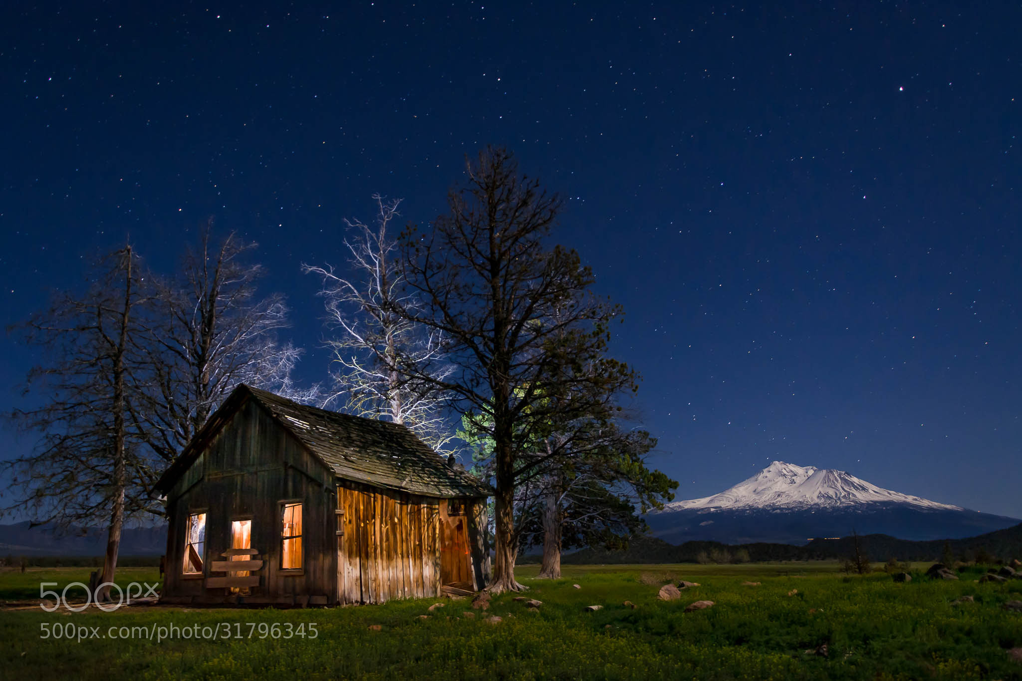Photograph Mount Shasta - Introspection by Eric Leslie on 500px