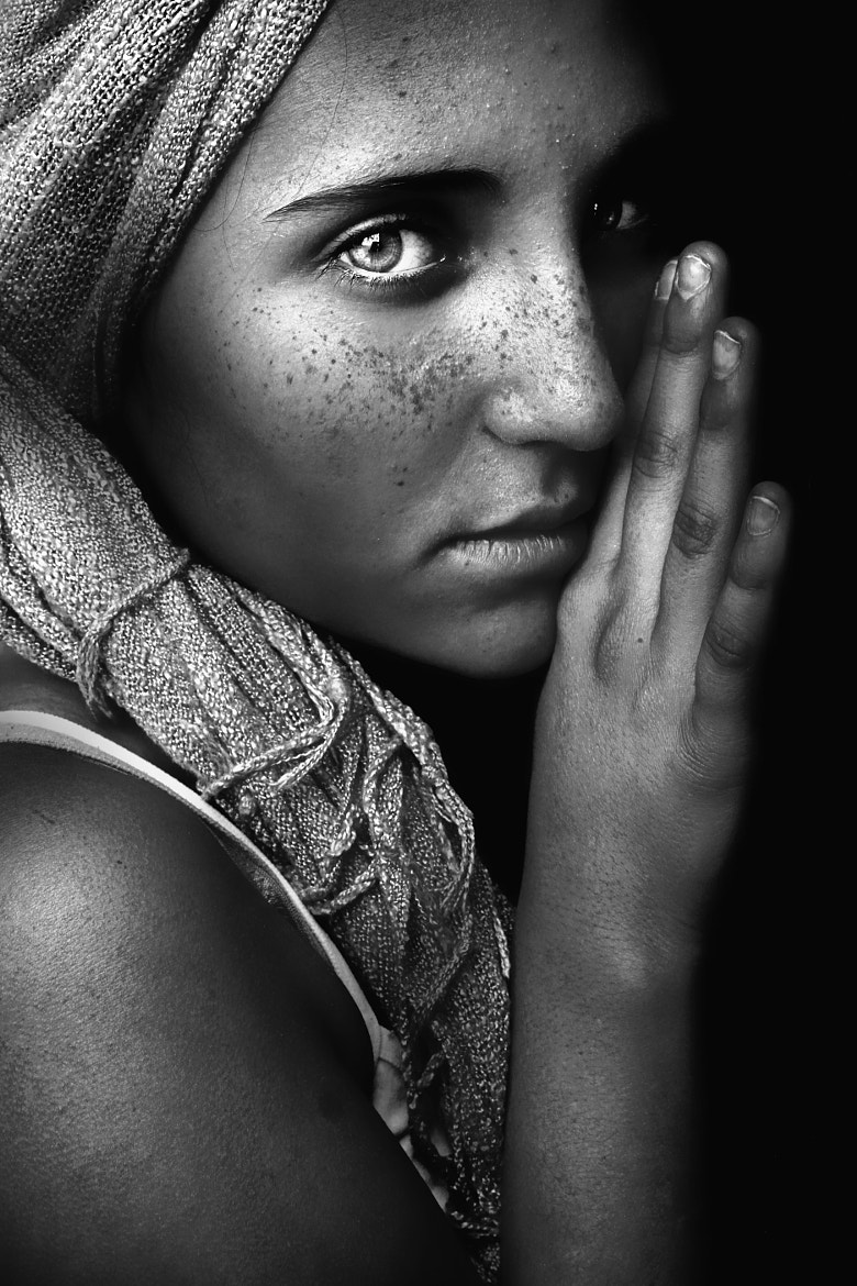 Photograph The Afghan girl by Tiziana Pielert on 500px