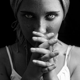 The Afghan girl by Tiziana Pielert (TizianaPielert)) on 500px.com