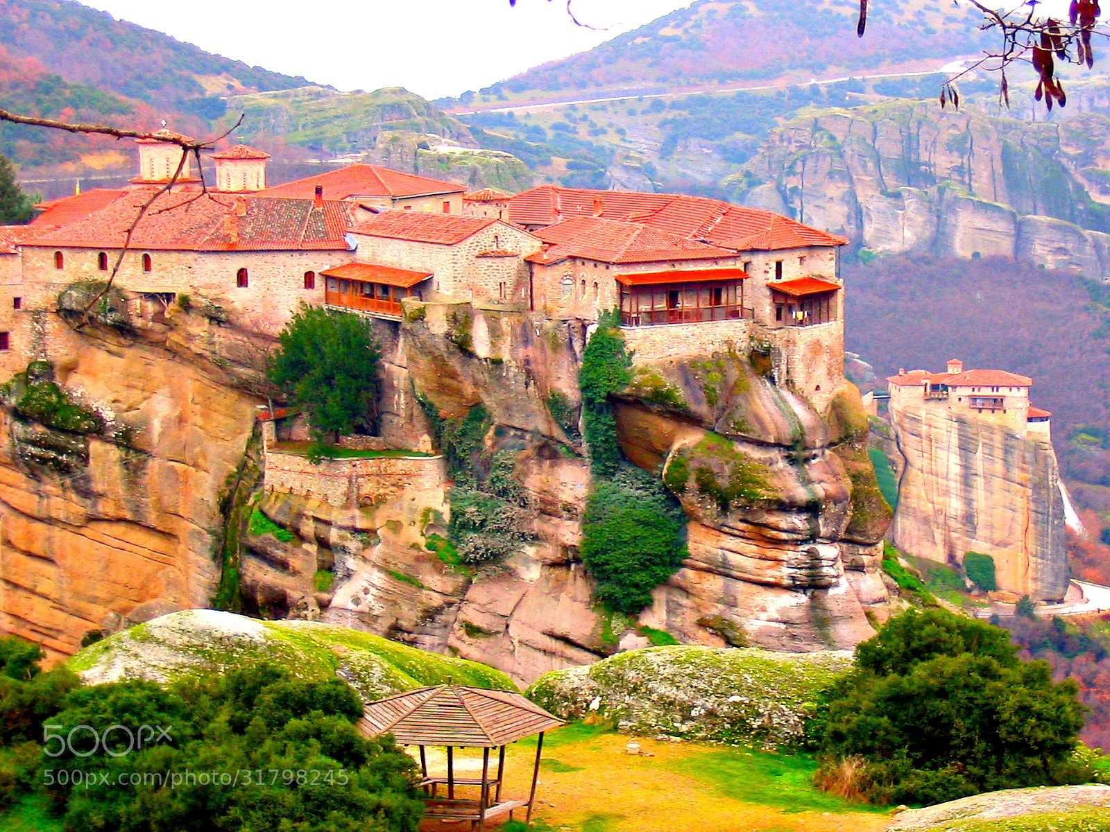 Photograph Meteora (2) by Septimiu Catona on 500px