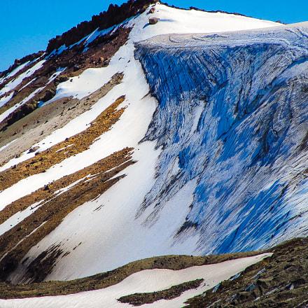 Glaciar's Curves