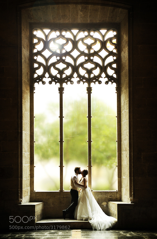 Photograph Love in window by Manuel Orero on 500px