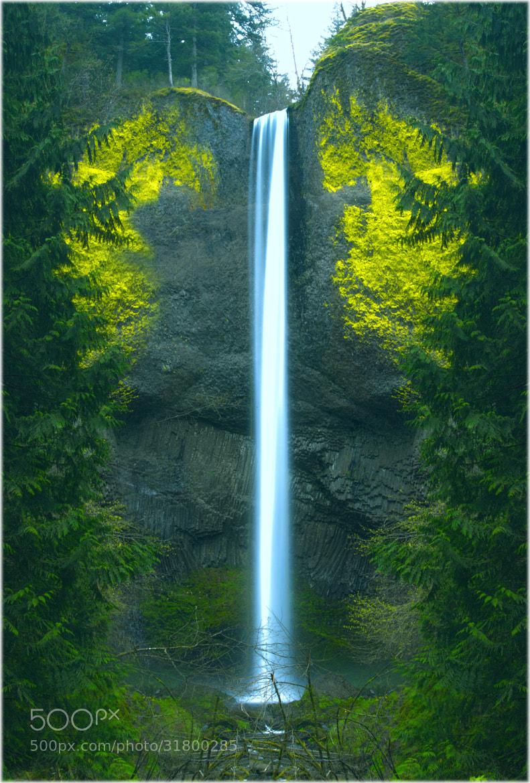 Photograph Waterfall by Dmitry Nekhoroshkov on 500px
