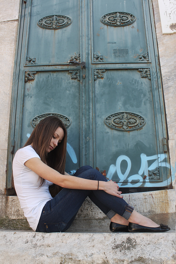 Photograph Door by Eirini Iosifidou on 500px