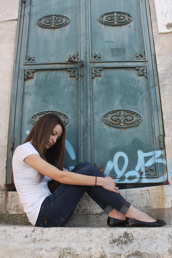 Photograph Door by Eirini Iosifidou on 500px